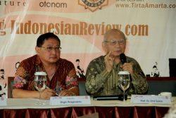Diskusi Review 100 Hari Kabinet Kerja Jokowi - JK Menuju Masyarakat Adil dan Makmur atau Negara Gagal