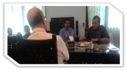 Diskusi Reboan Membahas Persoalan Pemberantasan Korupsi oleh anggota YTAP Dr. Thony Saut Situmorang