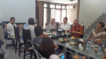Diskusi Reboan 5 Maret 2014