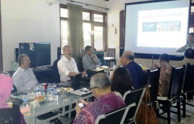 Diskusi Reboan Membahas Persoalan Kedaulatan Maritim