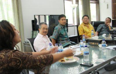 Diskusi Reboan Membahas Persoalan Transportasi Nasional